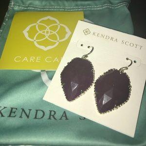Kendra Scott Corley Earrings!